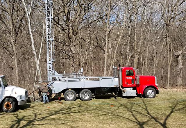 water well drilling Minnesota